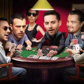 Холивудски актьори с афинитет към хазарта
